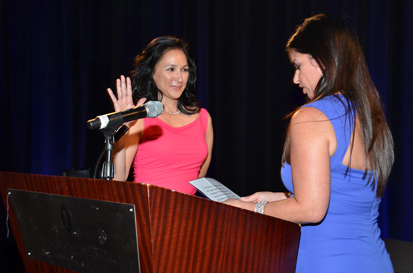 Margot Moss sworn in as President of Florida Association of Criminal Defense Lawyers, Miami Chapter